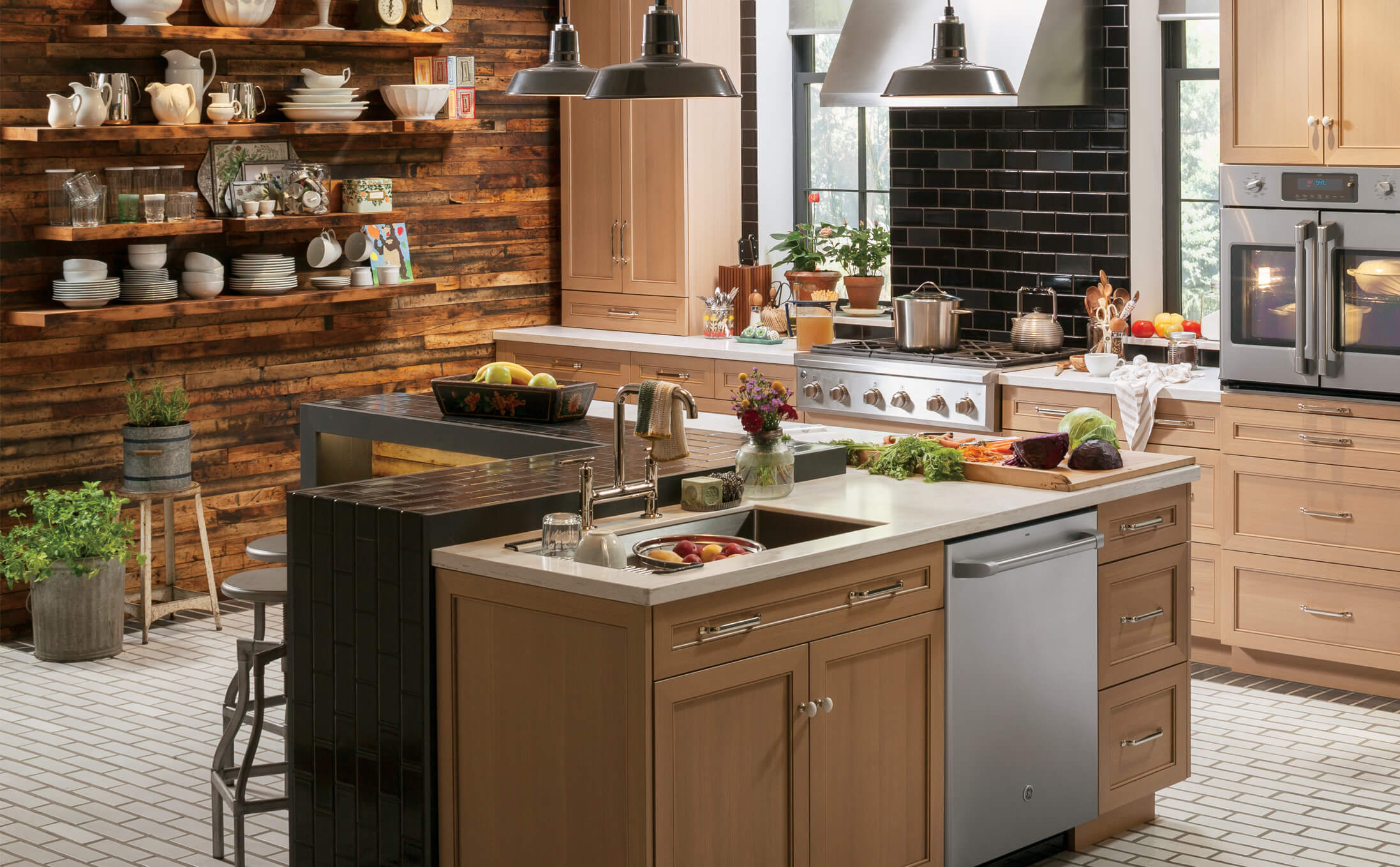 Appliances For Rustic Kitchens