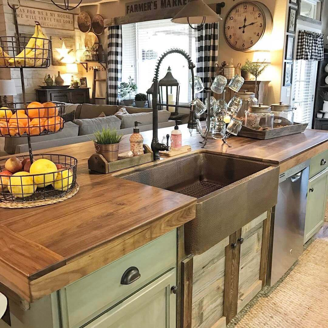 Farmhouse Apron Sinks For Rustic Kitchens