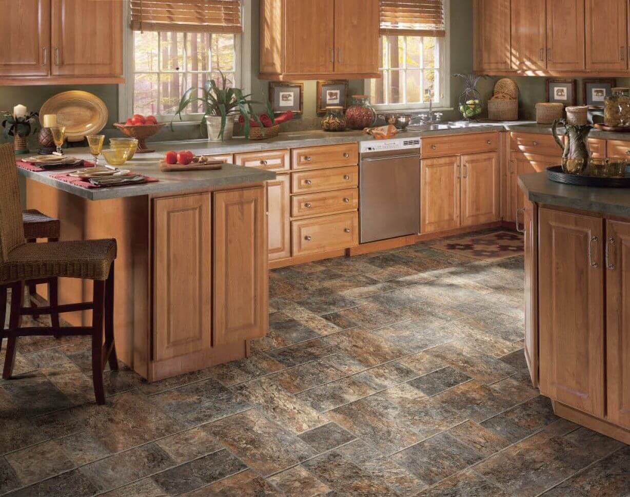 Flooring Options For Rustic Kitchens