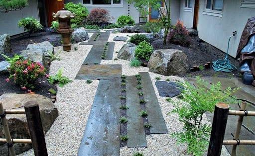 Japanese Garden and Yard