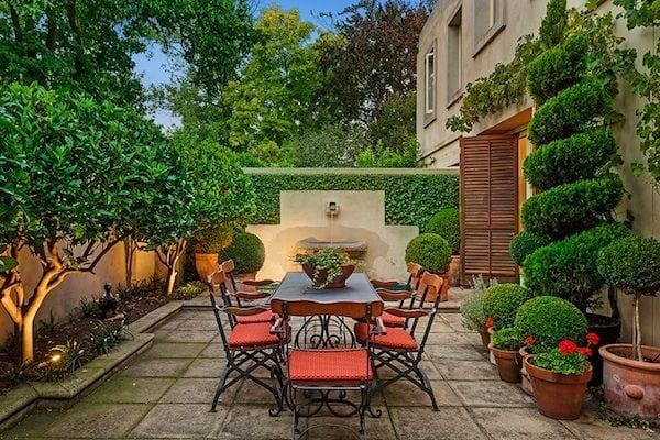 Mediterranean Garden and Yard
