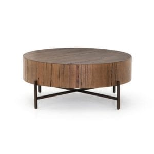 Tinsley Coffee Table in Natural Brown