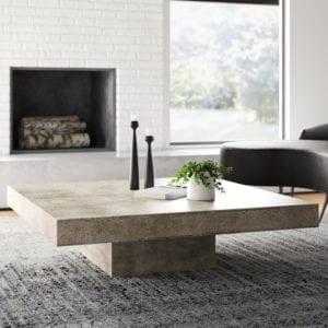 Victor Coffee Table via AllModern
