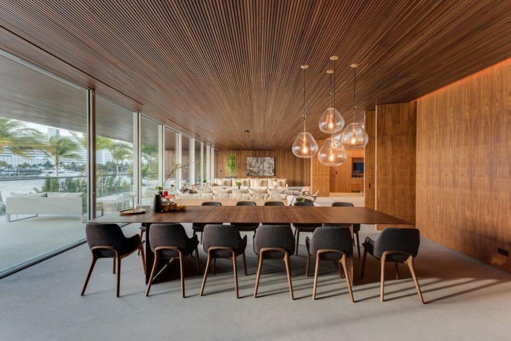 Luxury Modern Dining Table