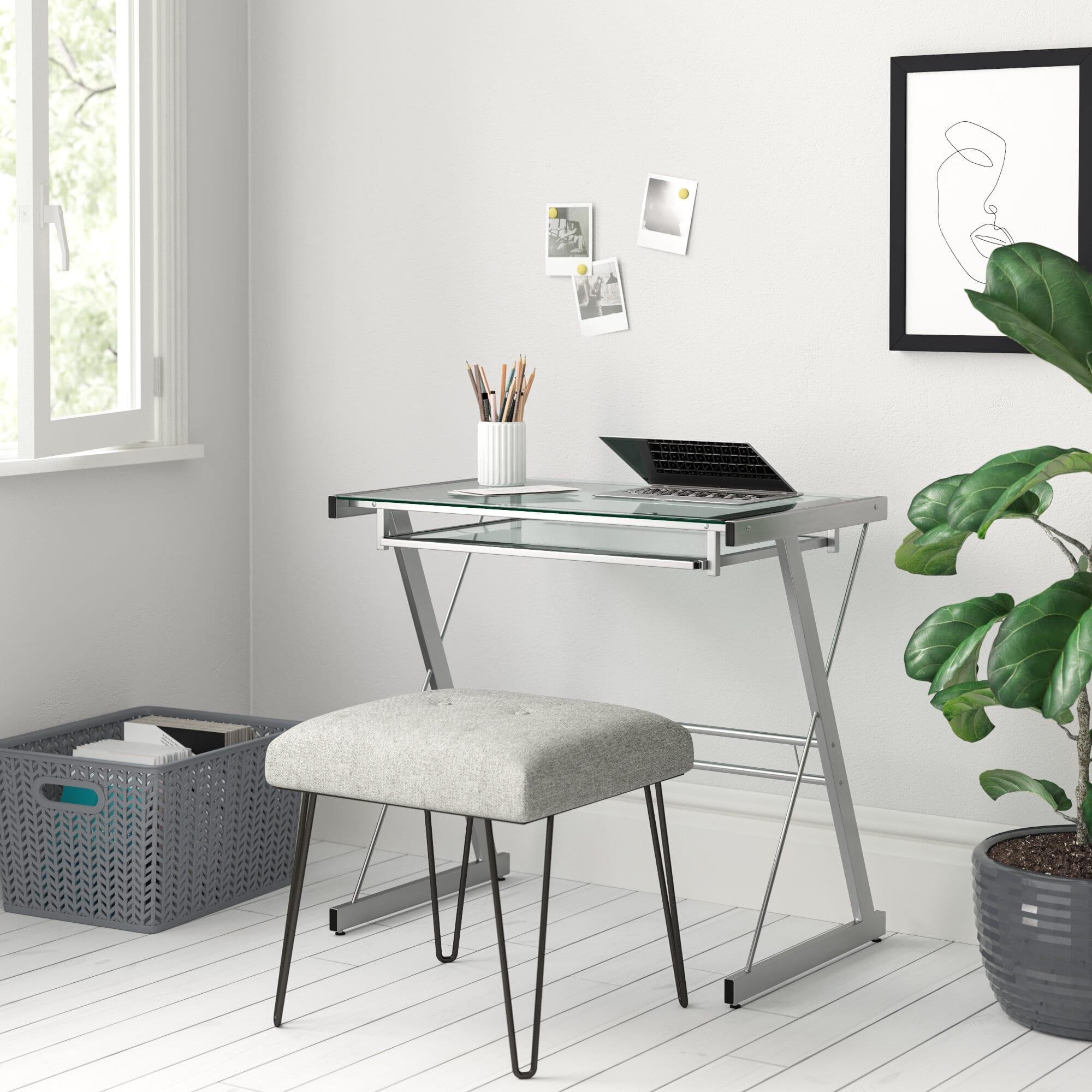 Contemporary Small Computer Desk