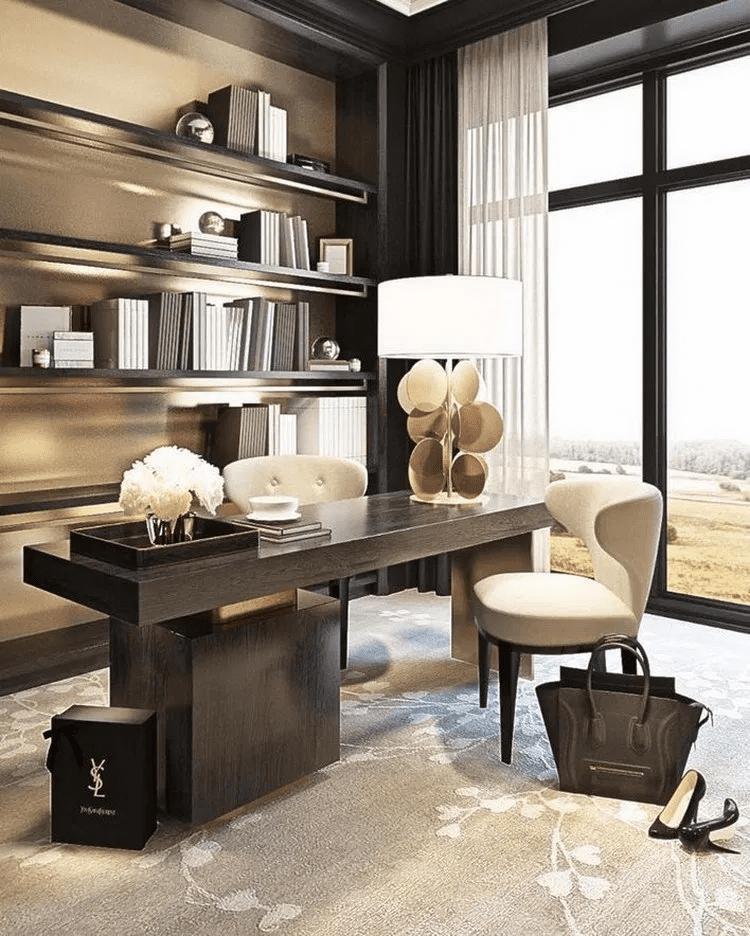 Luxurious Computer Desk