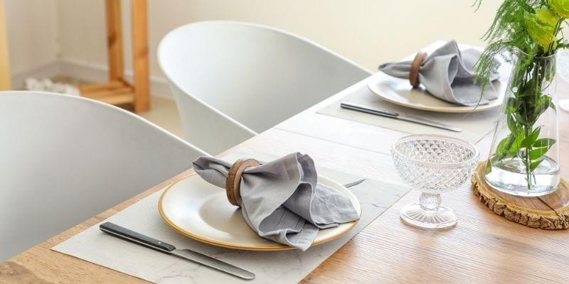 Modern Laminate Dining Table