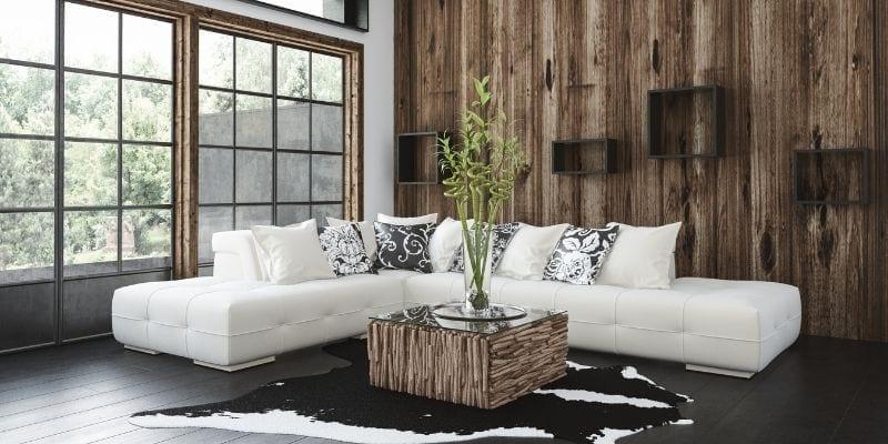 Modern Living Room Styles Rustic